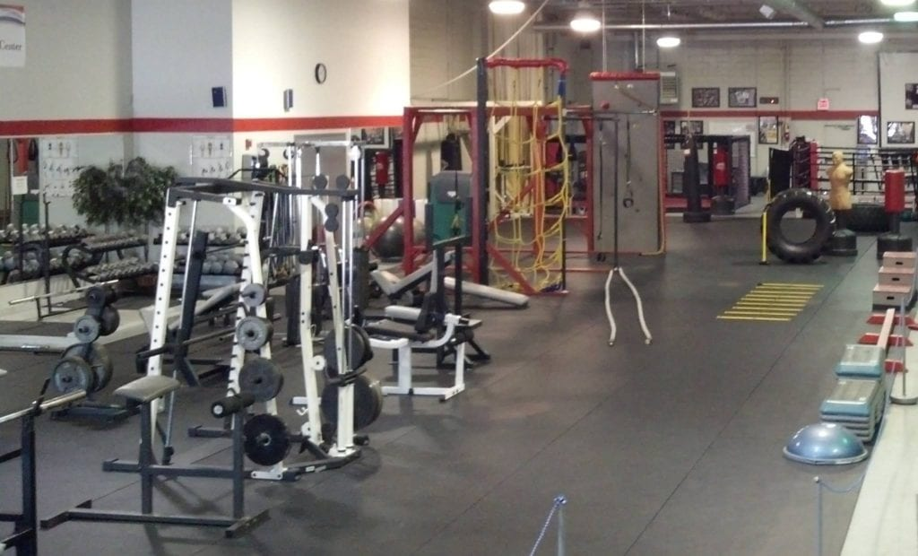 American Fitness Center Gym