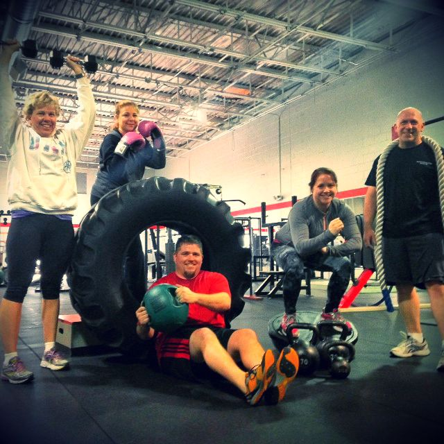Group Training - Your Goals Are Our Goals