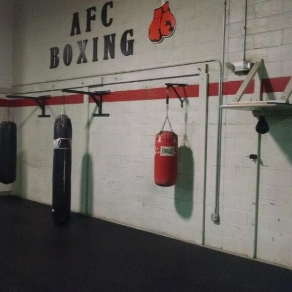 Boxing Section